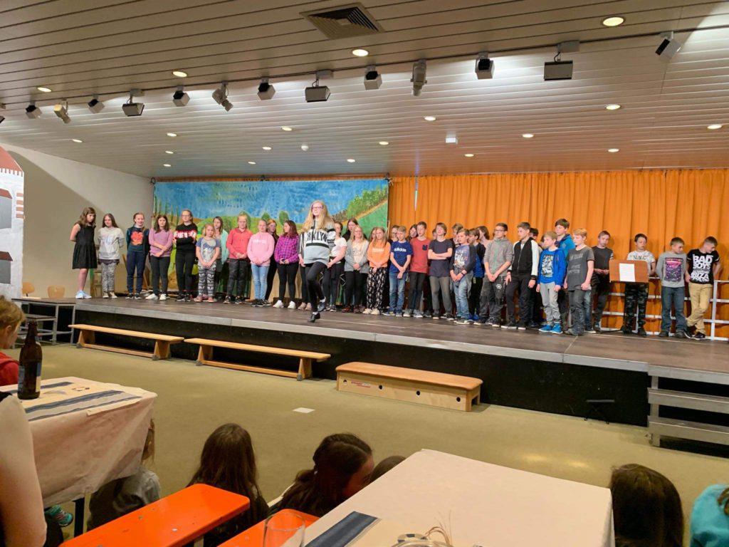 Návštěva partnerské školy Aschheimu