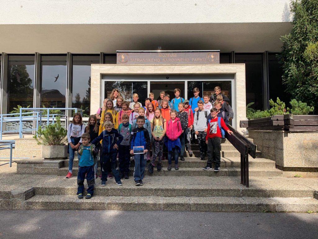 Návštěva Slovenska 2019